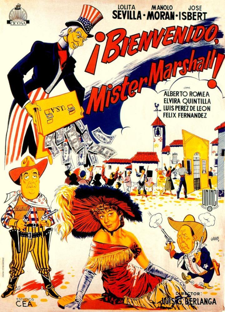 Welcome Mr. Marshall! Film Posteri, Film Posteri, Poster Satış, all posters, kanvas tablo, canvas print sales