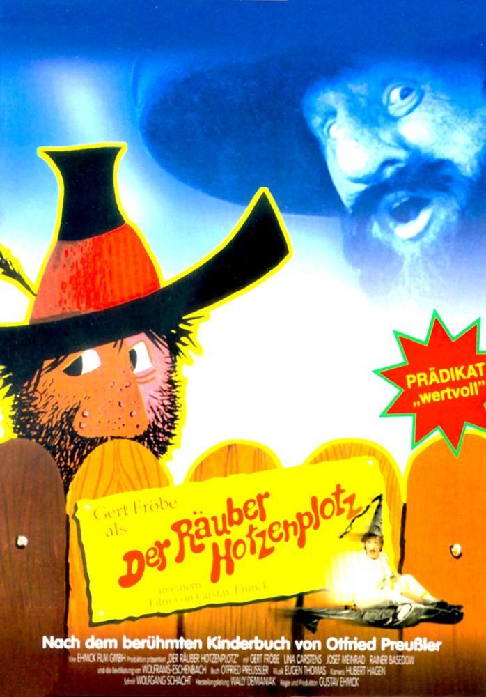 Der Räuber Hotzenplotz Movie Poster, Movie Poster, Poster Satış, all posters, kanvas tablo, canvas print sales