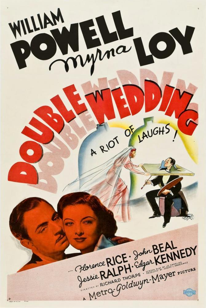 Double Wedding Film Posteri, Film Posteri, Poster Satış, all posters, kanvas tablo, canvas print sales