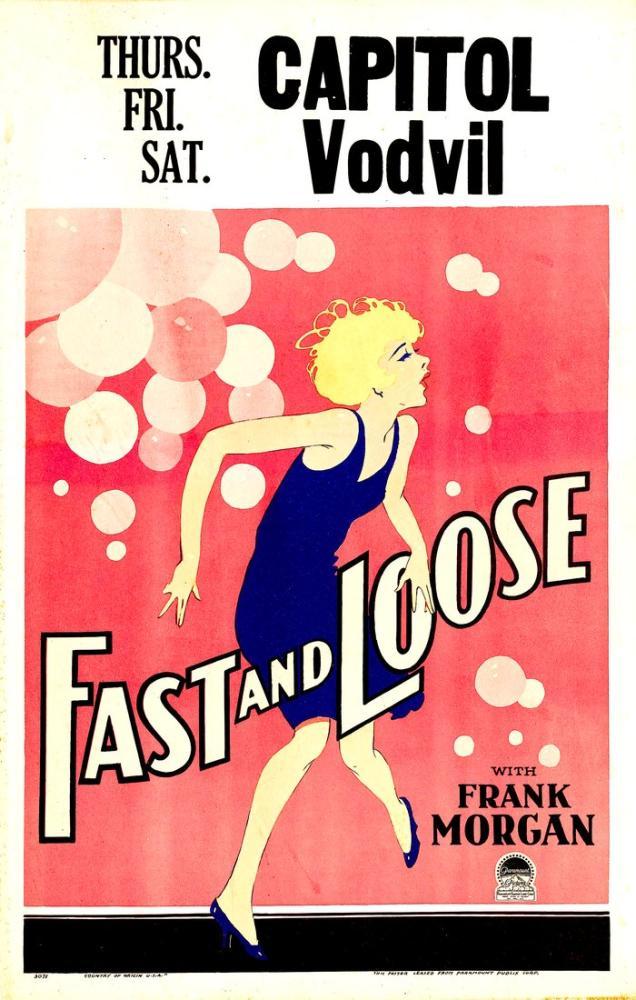 Fast and Loose Film Posteri, Film Posteri, Poster Satış, all posters, kanvas tablo, canvas print sales