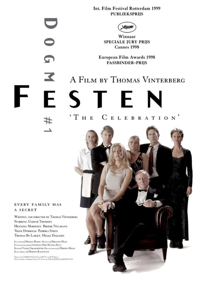 Festen Movie Poster, Movie Poster, Poster Satış, all posters, kanvas tablo, canvas print sales