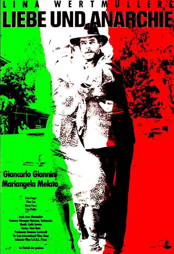 Love and Anarchy Movie Poster, Movie Poster, Poster Satış, all posters, kanvas tablo, canvas print sales