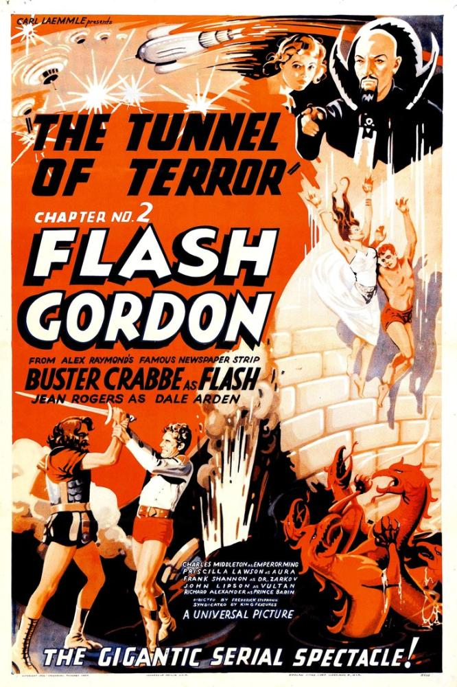 Flash Gordon 3 Movie Poster, Movie Poster, Poster Satış, all posters, kanvas tablo, canvas print sales