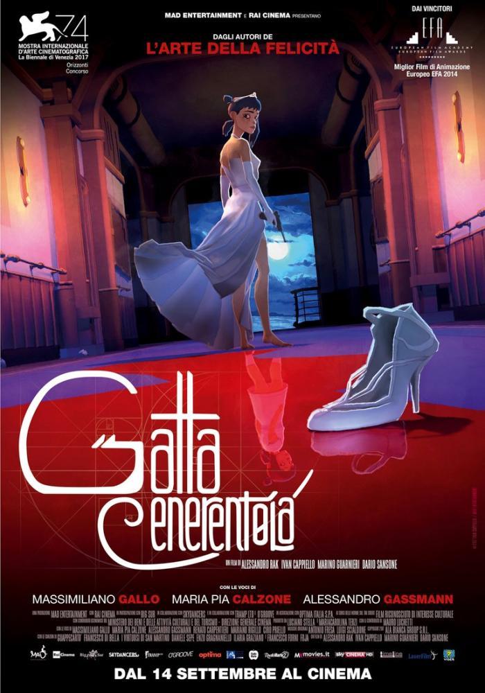 Gatta Cenerentola 2 Film Posteri, Film Posteri, Poster Satış, all posters, kanvas tablo, canvas print sales