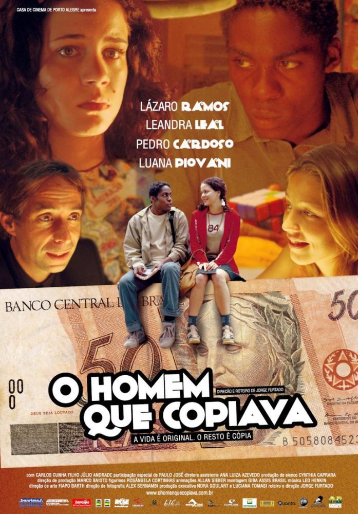O Homem Que Copiava Movie Poster, Movie Poster, Poster Satış, all posters, kanvas tablo, canvas print sales