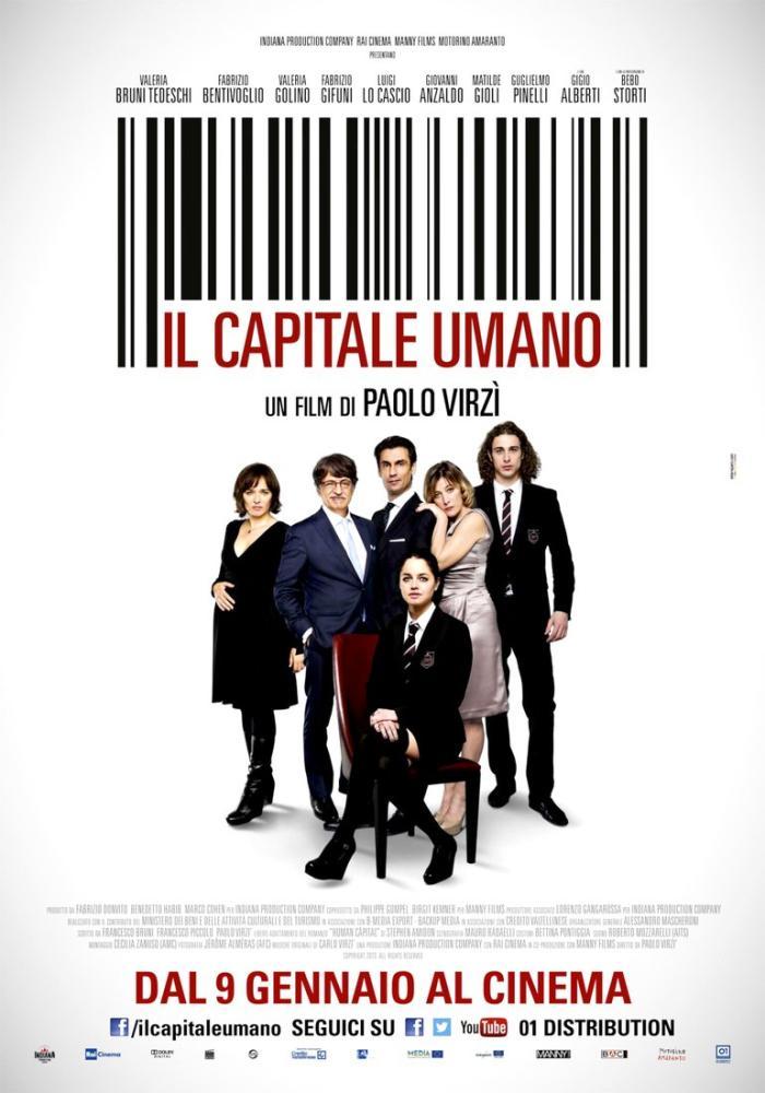 İnsan Sermayesi Film Posteri, Film Posteri, Poster Satış, all posters, kanvas tablo, canvas print sales