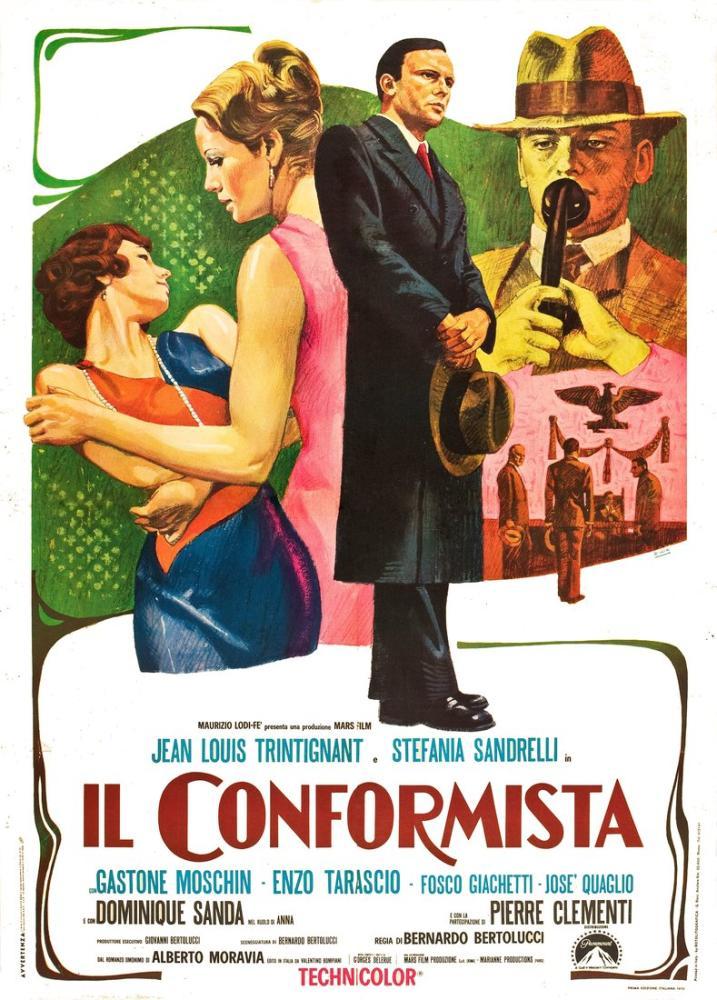Konformist Film Posteri, Film Posteri, Poster Satış, all posters, kanvas tablo, canvas print sales