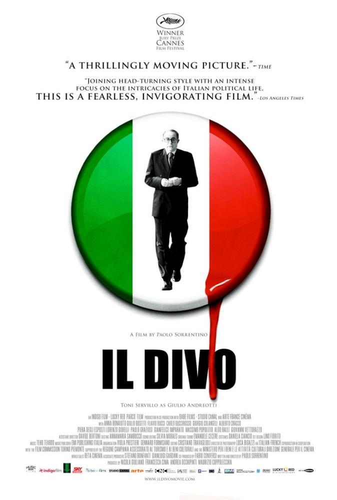 Il Divo Film Posteri, Film Posteri, Poster Satış, all posters, kanvas tablo, canvas print sales