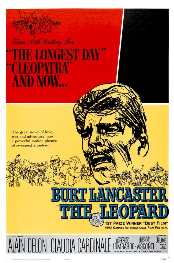 The Leopard Movie Poster, Movie Poster, Poster Satış, all posters, kanvas tablo, canvas print sales