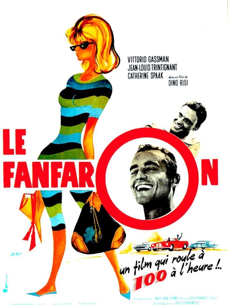 Il Sorpasso Movie Poster, Movie Poster, Poster Satış, all posters, kanvas tablo, canvas print sales