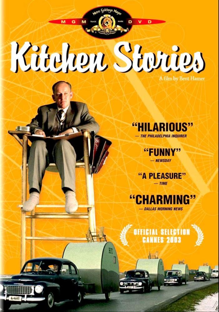 Kitchen Stories Movie Poster, Movie Poster, Poster Satış, all posters, kanvas tablo, canvas print sales