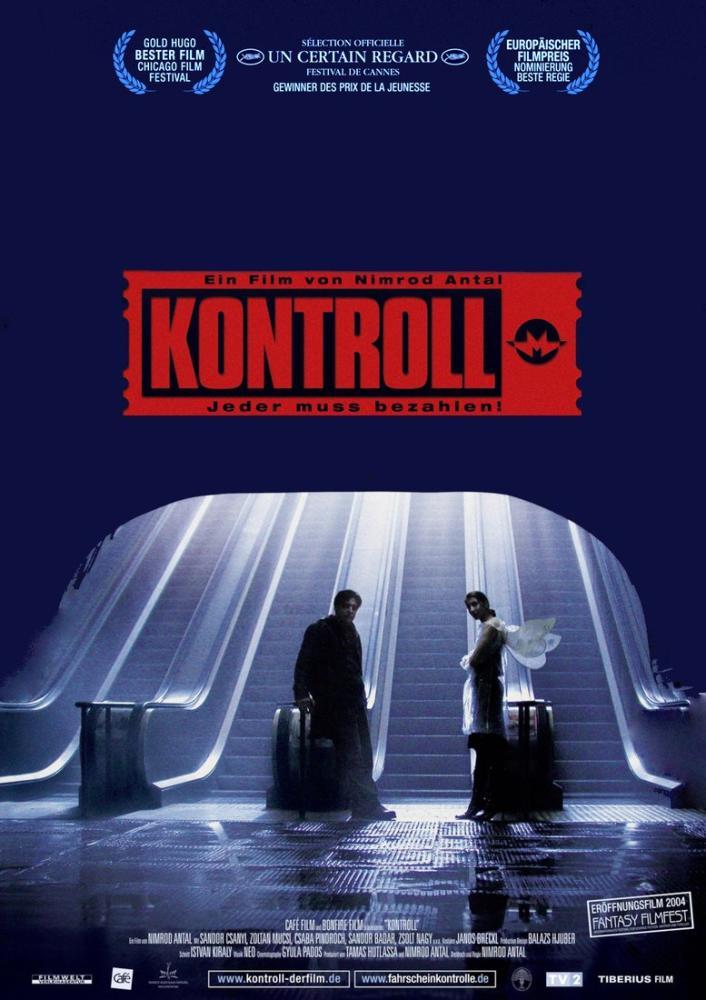 Kontroll Movie Poster, Movie Poster, Poster Satış, all posters, kanvas tablo, canvas print sales