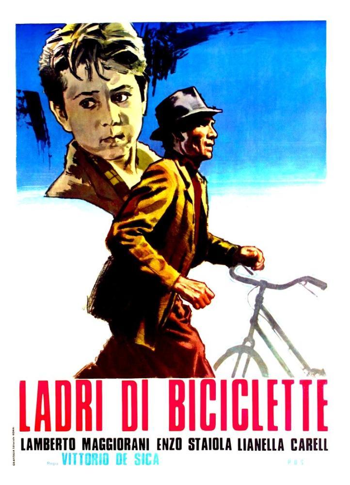 Ladri di biciclette 3 Movie Poster, Movie Poster, Poster Satış, all posters, kanvas tablo, canvas print sales