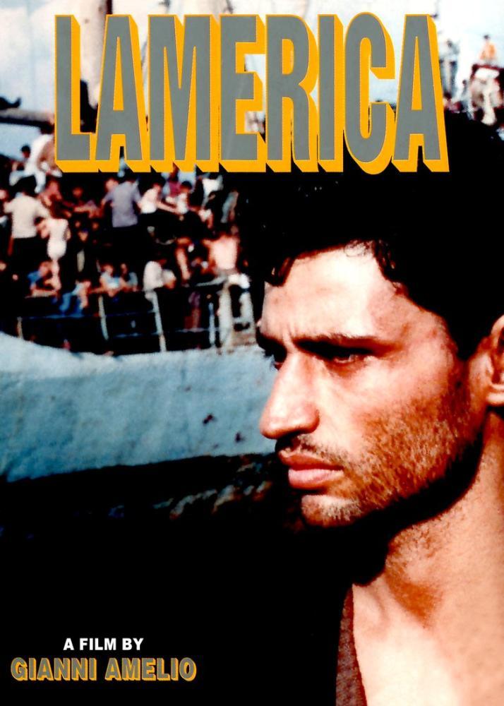Lamerica Film Posteri, Film Posteri, Poster Satış, all posters, kanvas tablo, canvas print sales