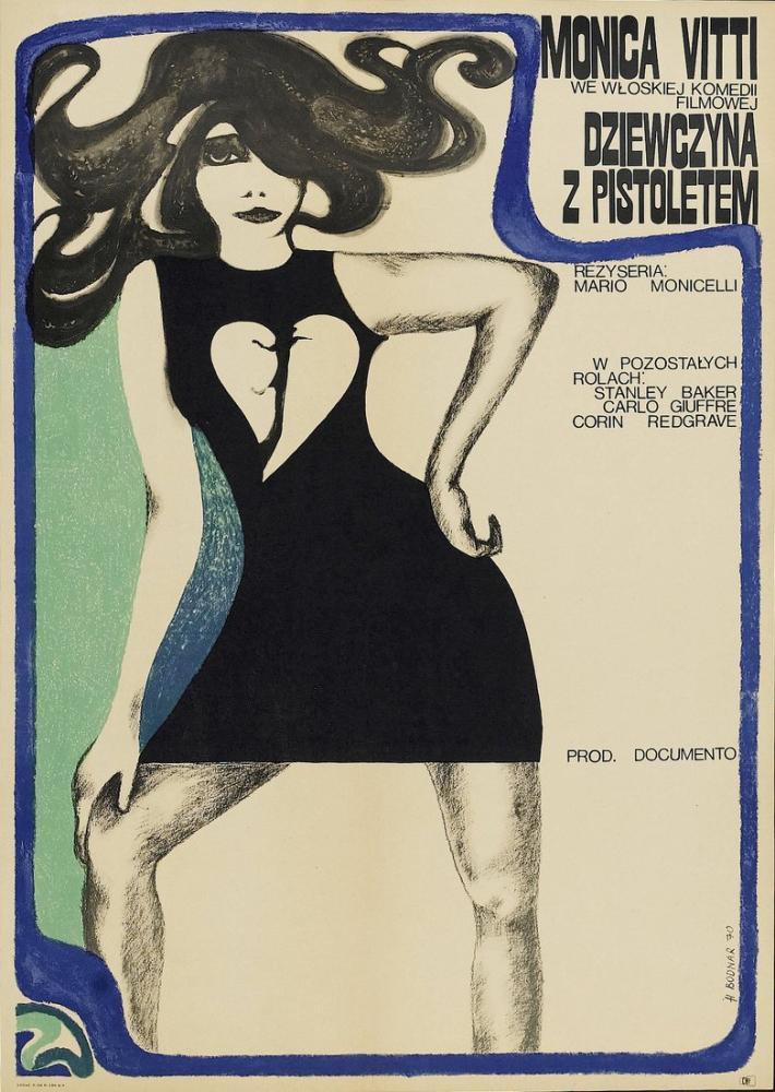 The Girl with the Pistol Film Posteri, Film Posteri, Poster Satış, all posters, kanvas tablo, canvas print sales