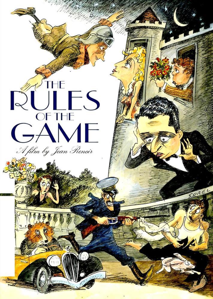 La Règle du jeu Movie Poster, Movie Poster, Poster Satış, all posters, kanvas tablo, canvas print sales