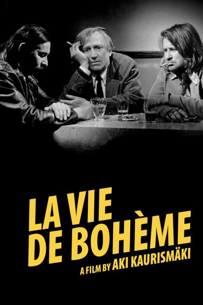 Bohem Hayatı Film Posteri, Film Posteri, Poster Satış, all posters, kanvas tablo, canvas print sales