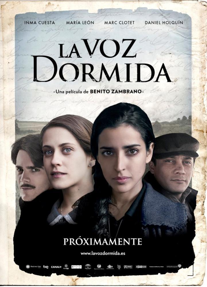 La voz dormida Movie Poster, Movie Poster, Poster Satış, all posters, kanvas tablo, canvas print sales