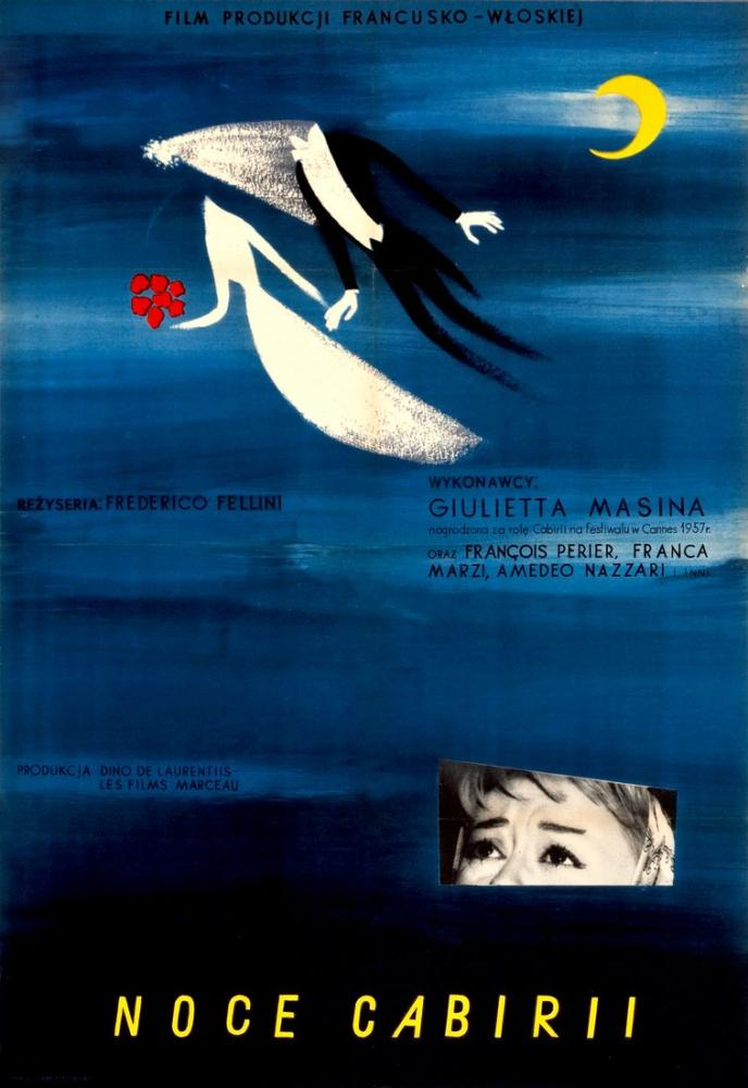 Le notti di Cabiria Movie Poster, Movie Poster, Poster Satış, all posters, kanvas tablo, canvas print sales