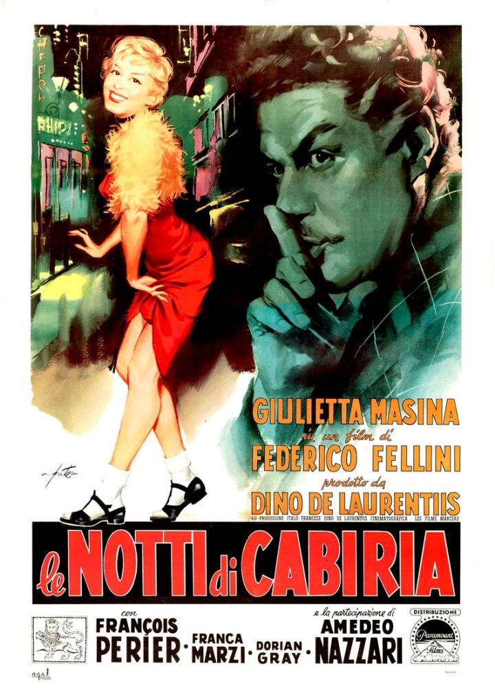 Cabiria nın Geceleri 3 Film Posteri, Film Posteri, Poster Satış, all posters, kanvas tablo, canvas print sales