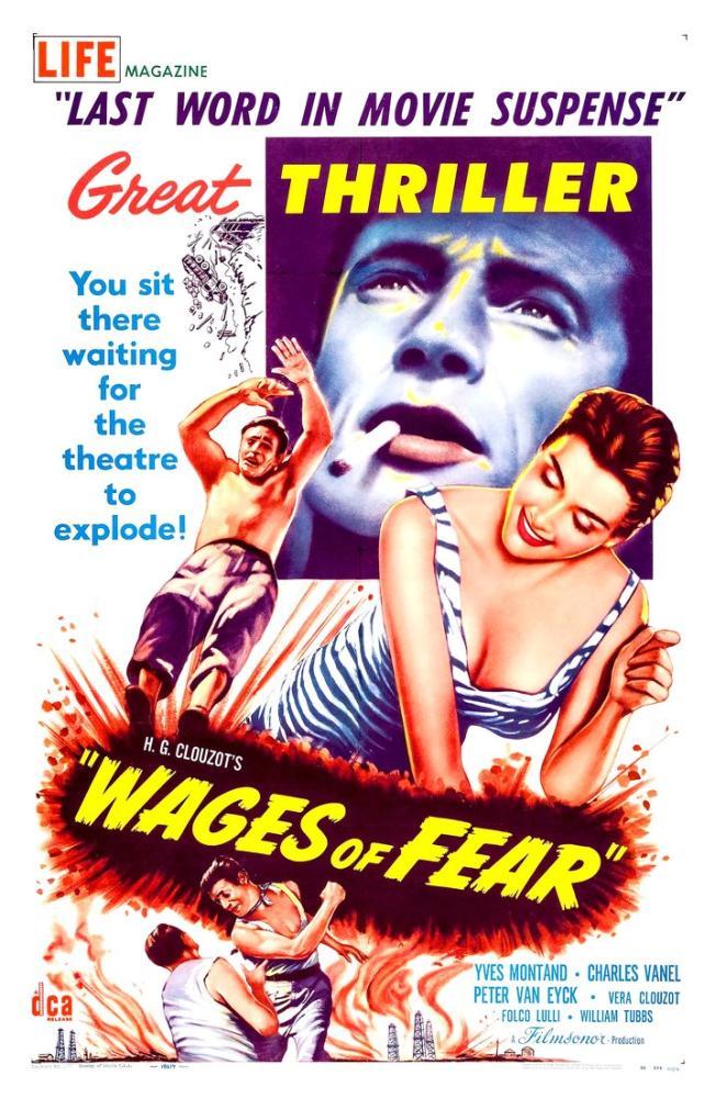 Le Salaire de la peur 2 Movie Poster, Movie Poster, Poster Satış, all posters, kanvas tablo, canvas print sales