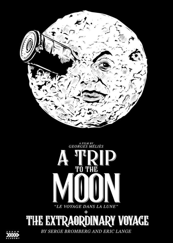 Le Voyage dans la Lune Movie Poster, Movie Poster, Poster Satış, all posters, kanvas tablo, canvas print sales