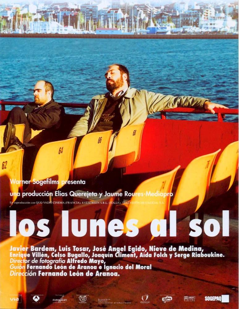 Los lunes al sol Movie Poster, Movie Poster, Poster Satış, all posters, kanvas tablo, canvas print sales