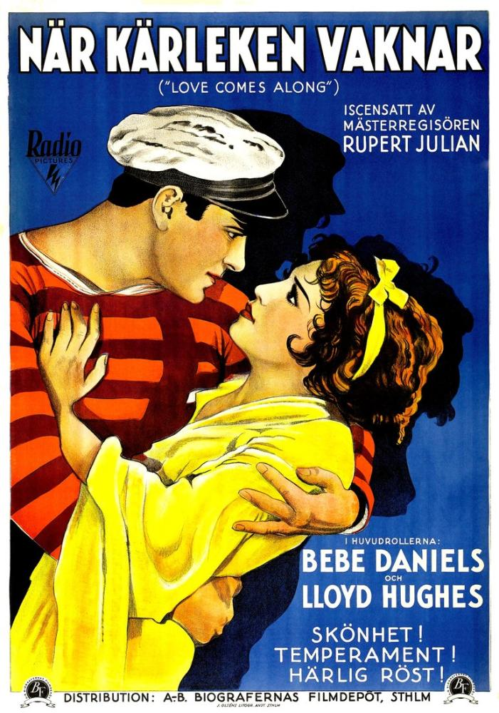 Love Comes Along Film Posteri, Film Posteri, Poster Satış, all posters, kanvas tablo, canvas print sales