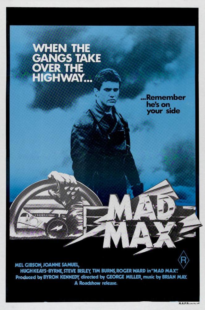 Mad Max Movie Poster, Movie Poster, Poster Satış, all posters, kanvas tablo, canvas print sales