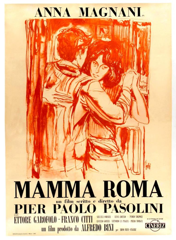 Mamma Roma 2 Movie Poster, Movie Poster, Poster Satış, all posters, kanvas tablo, canvas print sales