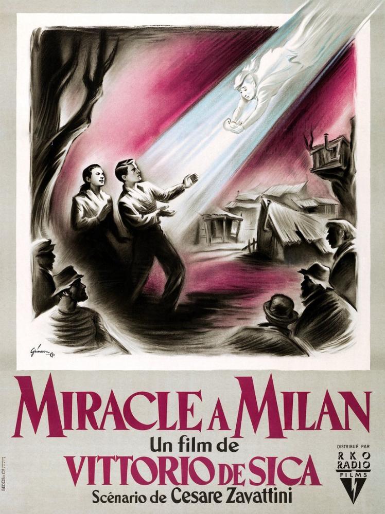 Milano da Mucize Film Posteri, Film Posteri, Poster Satış, all posters, kanvas tablo, canvas print sales