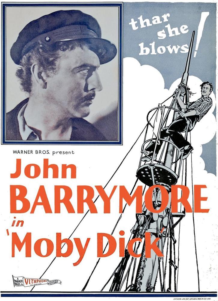 Moby Dick Movie Poster, Movie Poster, Poster Satış, all posters, kanvas tablo, canvas print sales