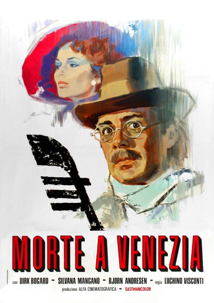 Venedik'te Ölüm Film Posteri, Film Posteri, Poster Satış, all posters, kanvas tablo, canvas print sales