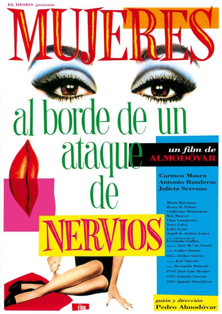 Sinir Krizinin Eşiğindeki Kadınlar 3 Film Posteri, Film Posteri, Poster Satış, all posters, kanvas tablo, canvas print sales