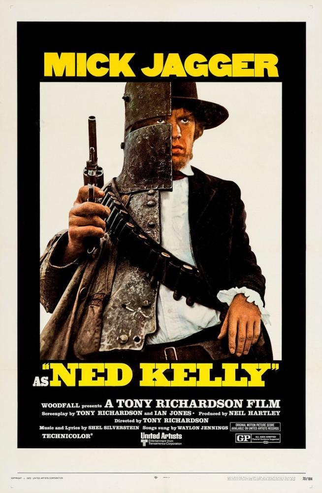 Ned Kelly Movie Poster, Movie Poster, Poster Satış, all posters, kanvas tablo, canvas print sales