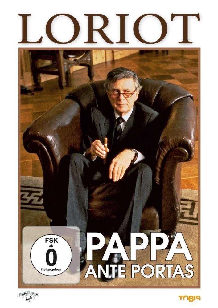 Pappa Ante Portas Movie Poster, Movie Poster, Poster Satış, all posters, kanvas tablo, canvas print sales