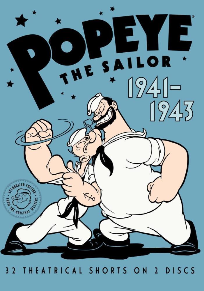 Popeye the Sailor Movie Poster, Movie Poster, Poster Satış, all posters, kanvas tablo, canvas print sales