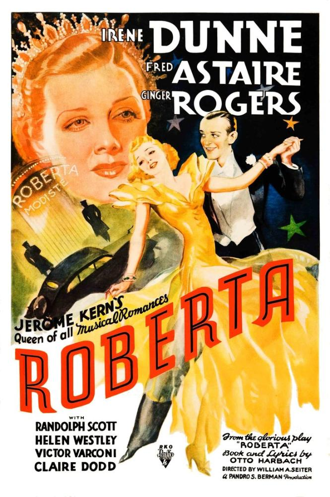 Roberta Movie Poster, Movie Poster, Poster Satış, all posters, kanvas tablo, canvas print sales