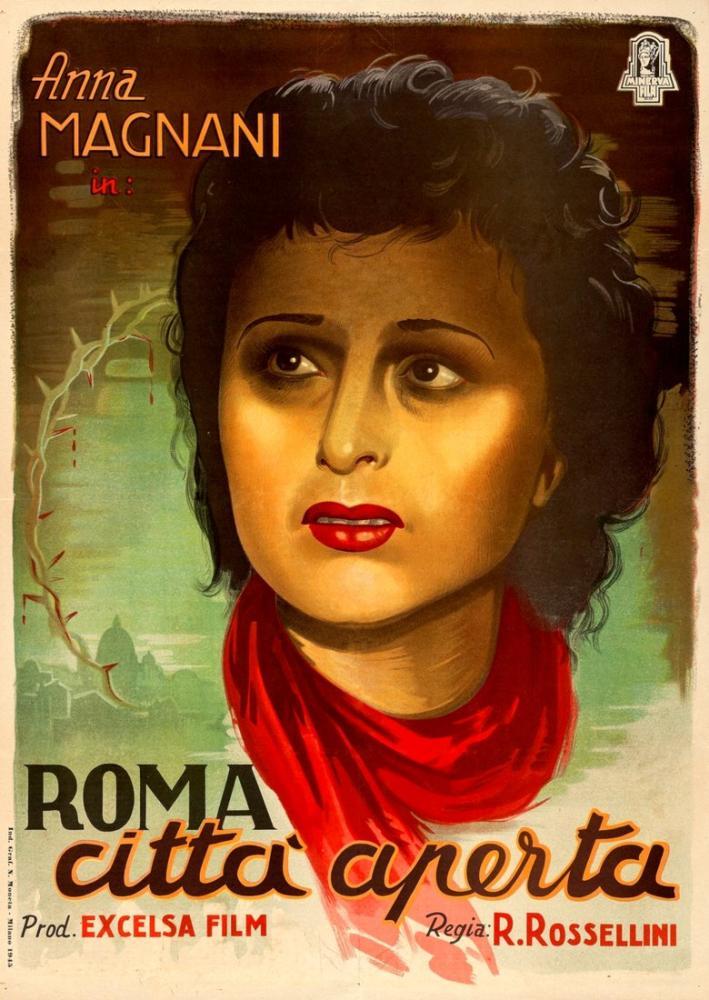Roma città aperta Movie Poster, Movie Poster, Poster Satış, all posters, kanvas tablo, canvas print sales
