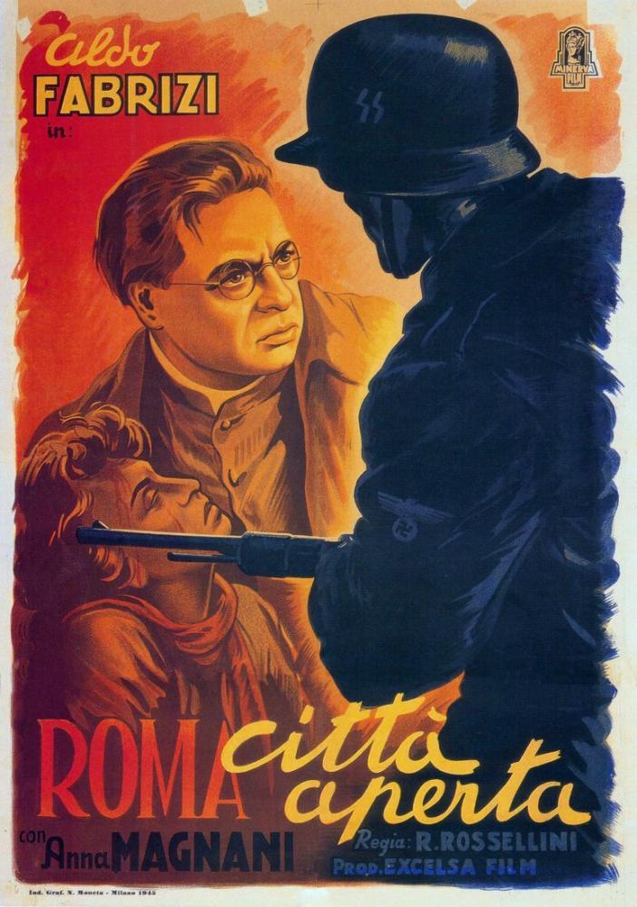 Roma città aperta 2 Movie Poster, Movie Poster, Poster Satış, all posters, kanvas tablo, canvas print sales