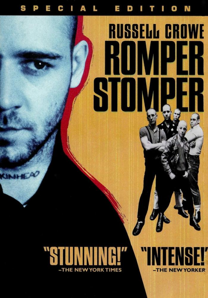 Romper Stomper Movie Poster, Movie Poster, Poster Satış, all posters, kanvas tablo, canvas print sales