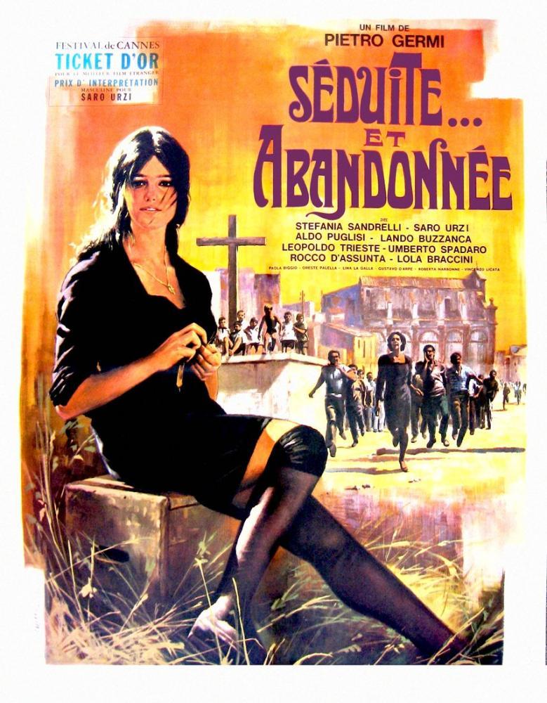 Sedotta e abbandonata Movie Poster, Movie Poster, Poster Satış, all posters, kanvas tablo, canvas print sales