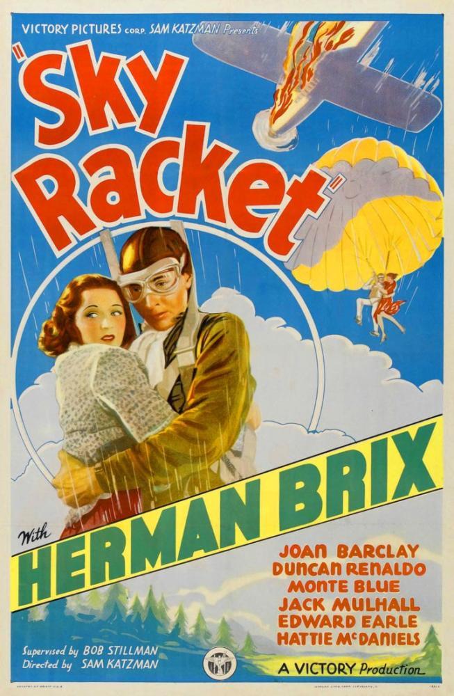 Sky Racket Movie Poster, Movie Poster, Poster Satış, all posters, kanvas tablo, canvas print sales