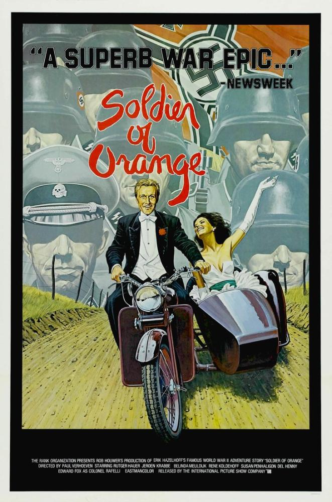 Soldier of Orange Movie Poster, Movie Poster, Poster Satış, all posters, kanvas tablo, canvas print sales