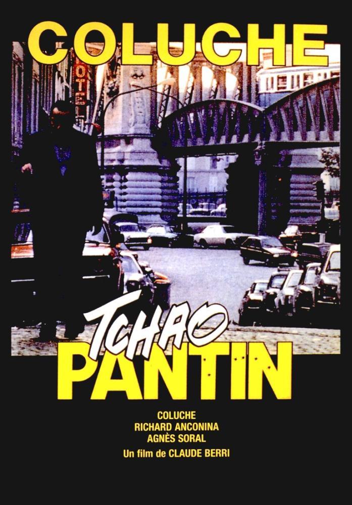 Tchao pantin Movie Poster, Movie Poster, Poster Satış, all posters, kanvas tablo, canvas print sales