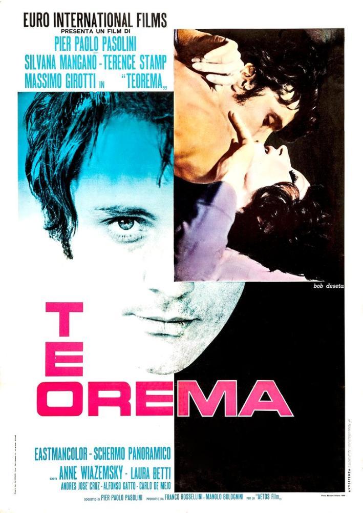 Teorema Movie Poster, Movie Poster, Poster Satış, all posters, kanvas tablo, canvas print sales