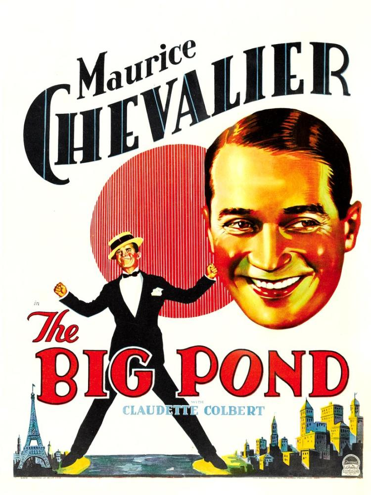 The Big Pond Film Posteri, Film Posteri, Poster Satış, all posters, kanvas tablo, canvas print sales