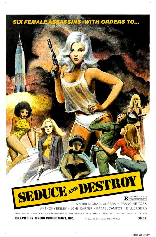 The Doll Squad Movie Poster, Movie Poster, Poster Satış, all posters, kanvas tablo, canvas print sales