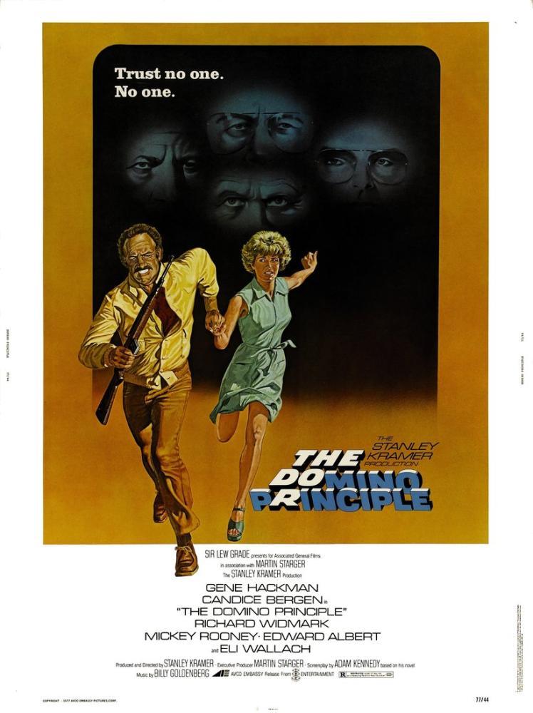 The Domino Principle Movie Poster, Movie Poster, Poster Satış, all posters, kanvas tablo, canvas print sales