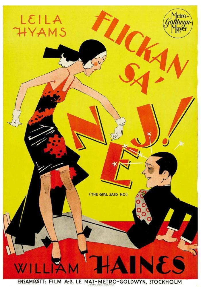 The Girl Said No Film Posteri, Film Posteri, Poster Satış, all posters, kanvas tablo, canvas print sales